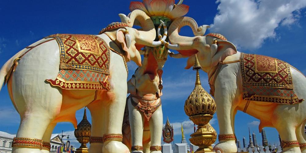 Golfreis Thailand